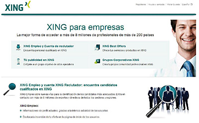 Xing es la red profesional líder europea