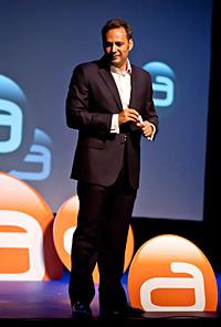Diego Olmedilla, presidente ejecutivo de Aplus Field Marketing