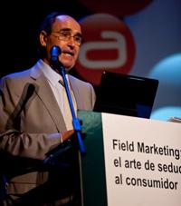Roque de las Heras, presidente del CEF