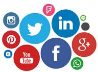España por encima de la media europea en uso de Redes Sociales