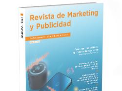 Portada Revista de Márketing y Publicidad
